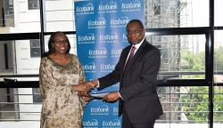 Dr Fatoumata Nafo - Traore IFRC Director, Africa Region and Ecobank CESA Regional Executive and MD K